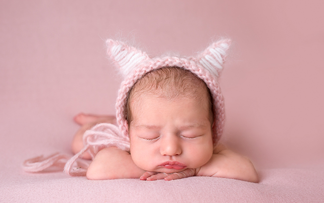 What if my baby….? Concerns about booking a newborn shoot