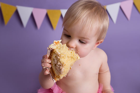 Are Cake Smash sessions the cutest trend ever?