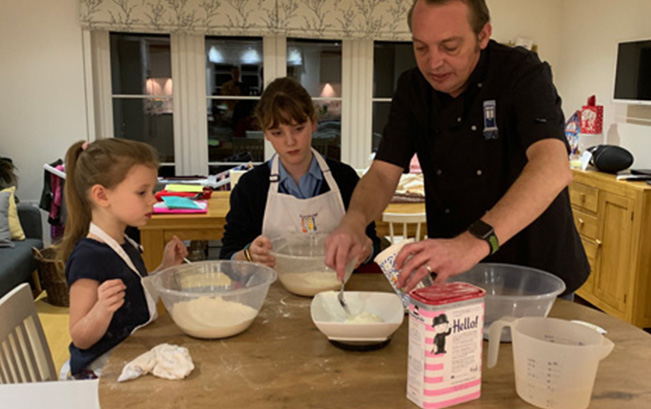 Cooking – Getting the Kids Involved!