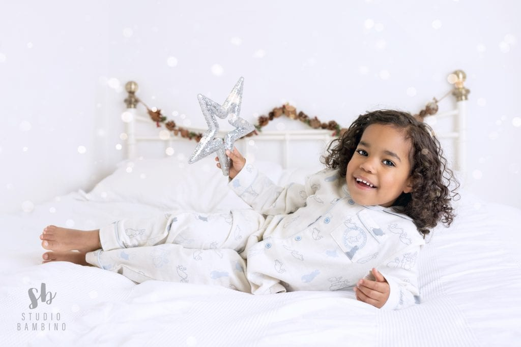 Christmas Sessions at Studio Bambino