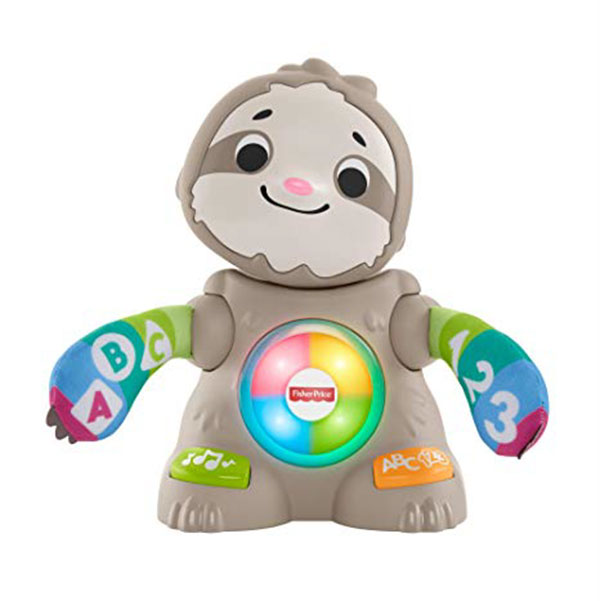 Christmas-gifts-for-toddlers-Fisher-price-Linkimals-smooth-moves-sloth