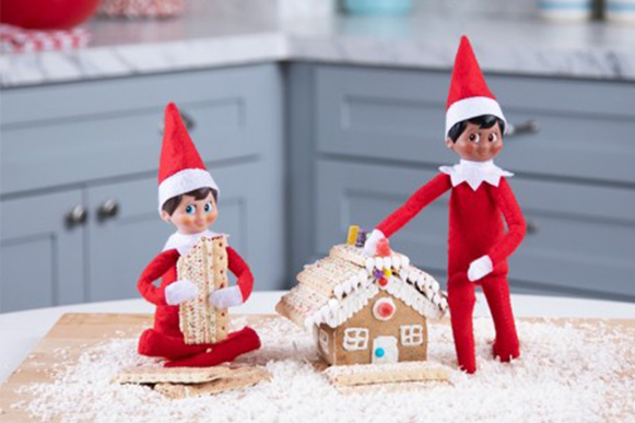 30 Elf on the shelf ideas